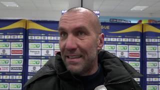 Après Bordeaux - HAC (1-0), réaction de Christophe Revault