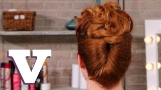 Modern 1950s Poodle Hair: Hair With Hollie S05e6/8