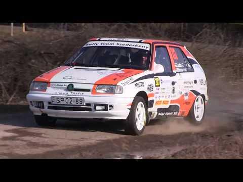 Zsebe-Béres Skoda Felicia KIT Credobus Eger Rally 2018.