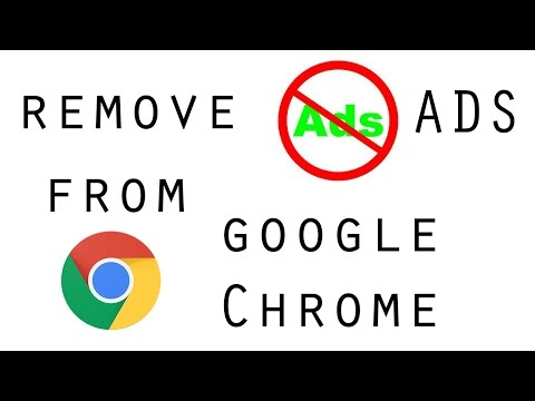 How to block ads in Google Chrome [2015] [HD]