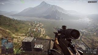 Battlefield 4: Amazing Sniper Spots [FullHD]