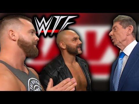 WWE RAW WTF Moments (21 January) | World Bodybuilding Federation 2019