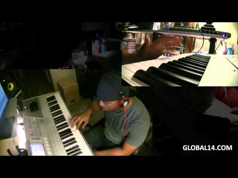 Landmarq Music - Mike Kalombo Producer Contest Finals