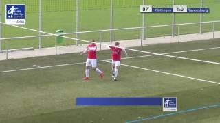 A-Junioren - FC Noettingen vs. FV Ravensburg 1:0 - Daniel Filkovic