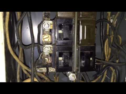 Electrical Panel FAIL