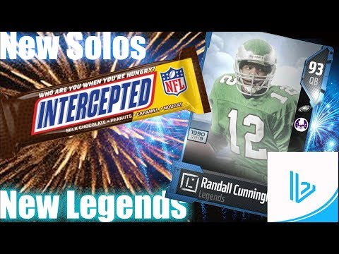 MADDEN 18 NEW LEGENDS DERRICK BROOKS AND RANDALL CUNNINGHAM! HOW TO GET A FREE ELITE PLAYER! MUT 18