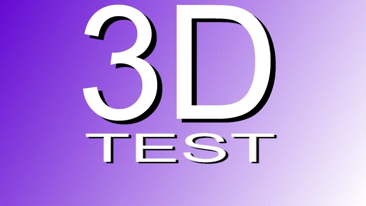 3d video smart tv test upload 4k video 2160p 1080p youtube. Black Bedroom Furniture Sets. Home Design Ideas