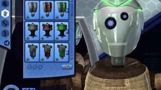 The sims 3:Вперед в будущее часть 2 покупка робота