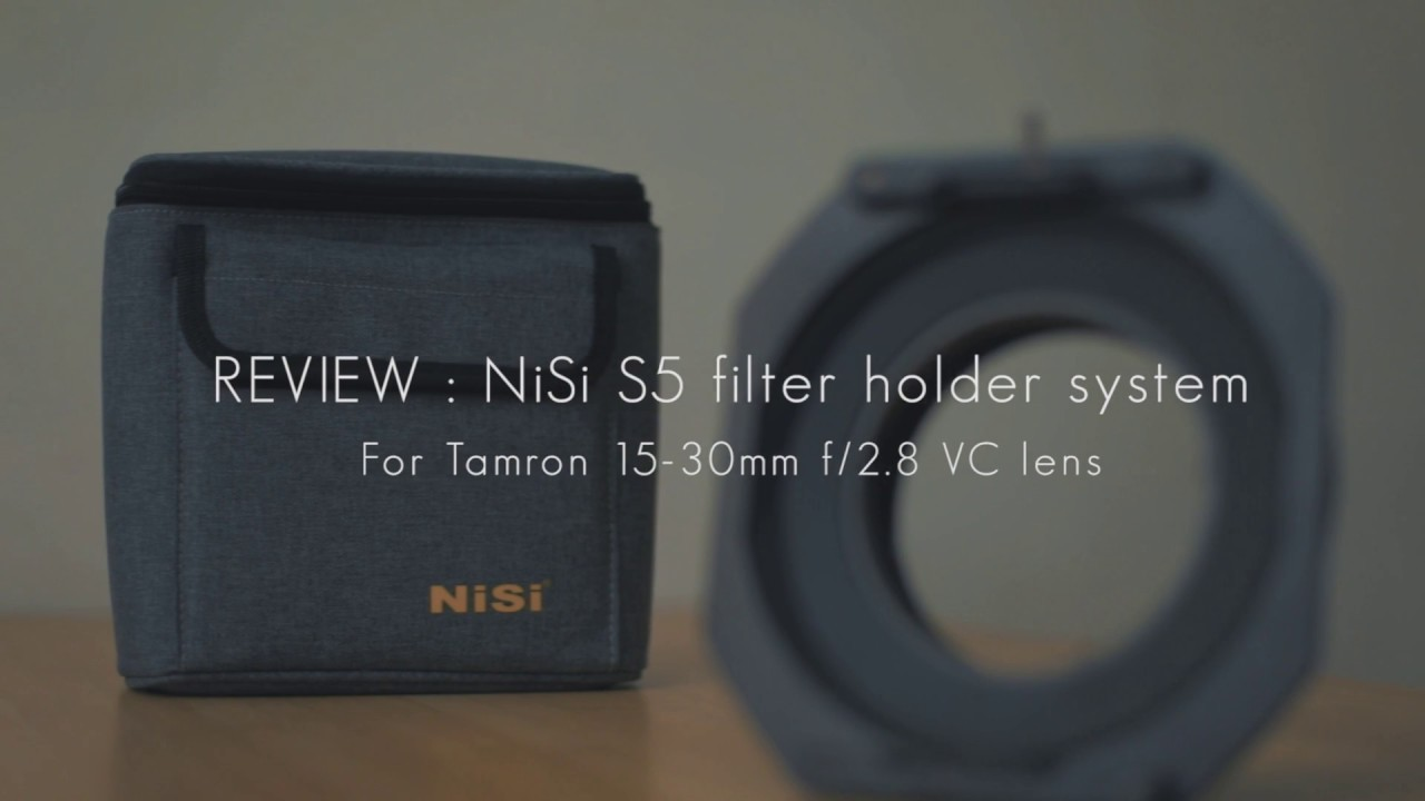 Portafiltros NiSi para Tamron 15-30////PENTAX 15-30mm F2.8