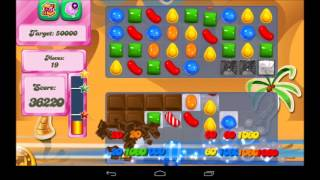 Candy Crush Saga Level 120 Walkthrough