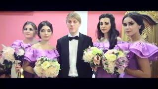 Шамиль и Лейла 5-6 декабря 2015 года (балкарская свадьба)