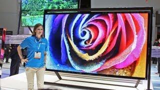 Samsung S9 4K Ultra HD TVs 85-Inch, 95-Inch, & 110-Inch (Samsung UN85S9AF / 110S9)
