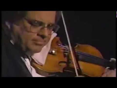 Itzhak Perlman La lista de Schindler (Live).