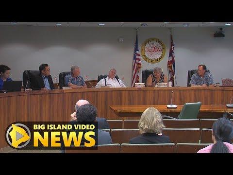 Hawaii County Ethics Board Meeting (Oct. 23, 2017)