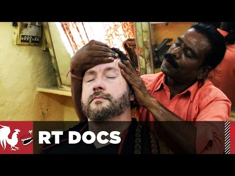 World's Greatest Head Massage 26 - Baba the Cosmic Barber