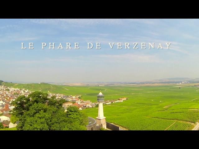 Vidéo pour le phare de verzenay
