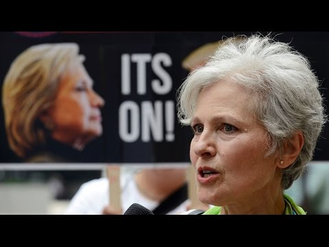 'Jill Stein trying to expose election process concerns, not help Clinton' – journalist