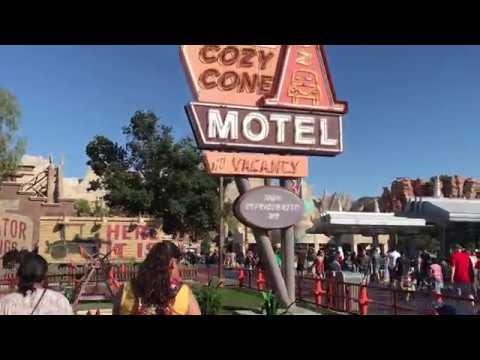 A Weekend at Disneyland!