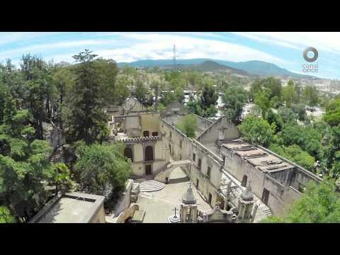 Crónicas y relatos de México - Chapingo y los Baños de Nezahualcóyotl (16/06/2015)