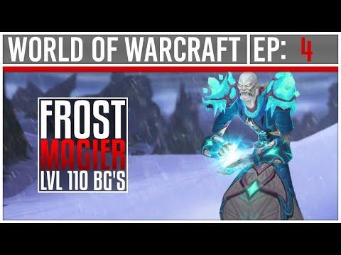 [Frost Magier | lvl110]  - Battleground Commentary - #4 - [Deutsch]