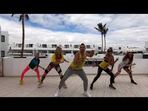 Taki Taki - Zumba fitness - Dj Kookoh Remix