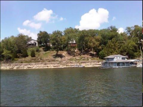 Cruising on the Boat - Herrington Lake, Ky