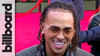 Ozuna Says He Never Expected to Be Nominated After His First Album | Latin Grammys 2018