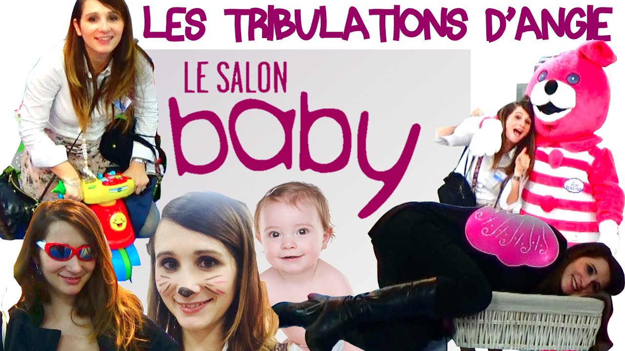 Le Salon Du Bébé Les Tribulations D Angie Au Salon Baby