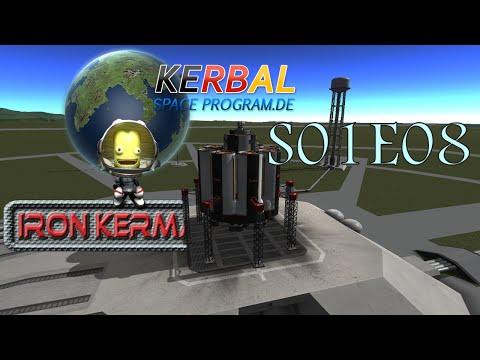 KSP Iron Kerman 2015 - S01 E08 - Speed Challenge - Für Anfänger!