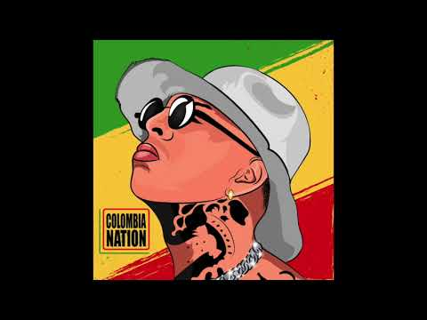 Lion Fiah - Colombia Nation / prod Stornelli on the beat