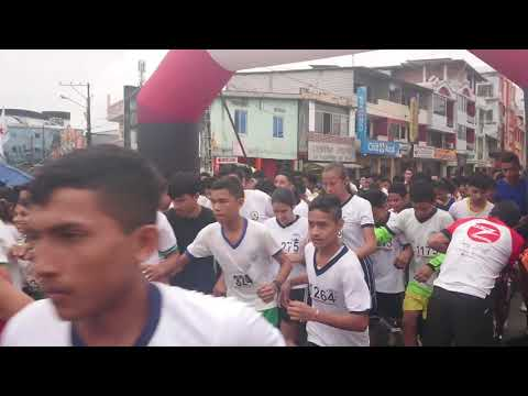 Buena Fe 8k 2019 - Breve Resumen Salida y ruta