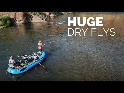FLY Fishing Colorado. Drift Boat Style!