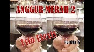 LAGU DAN LIRIK - ANGGUR MERAH 2 - TRIO ELEXIS