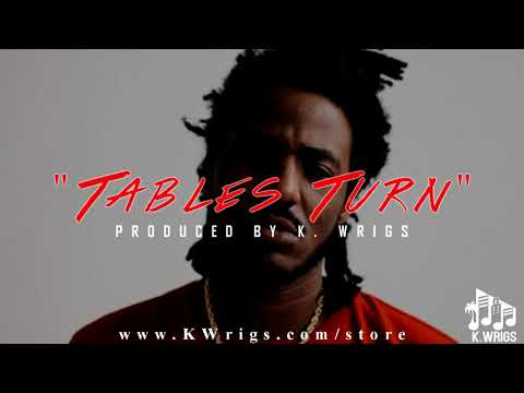 """Mozzy Type Beat 2018 – """"Tables Turn"""" (Produced by K. Wrigs)"""