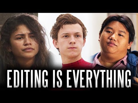 SPIDER-MAN HOMECOMING BUT IN 7 DIFFERENT GENRES