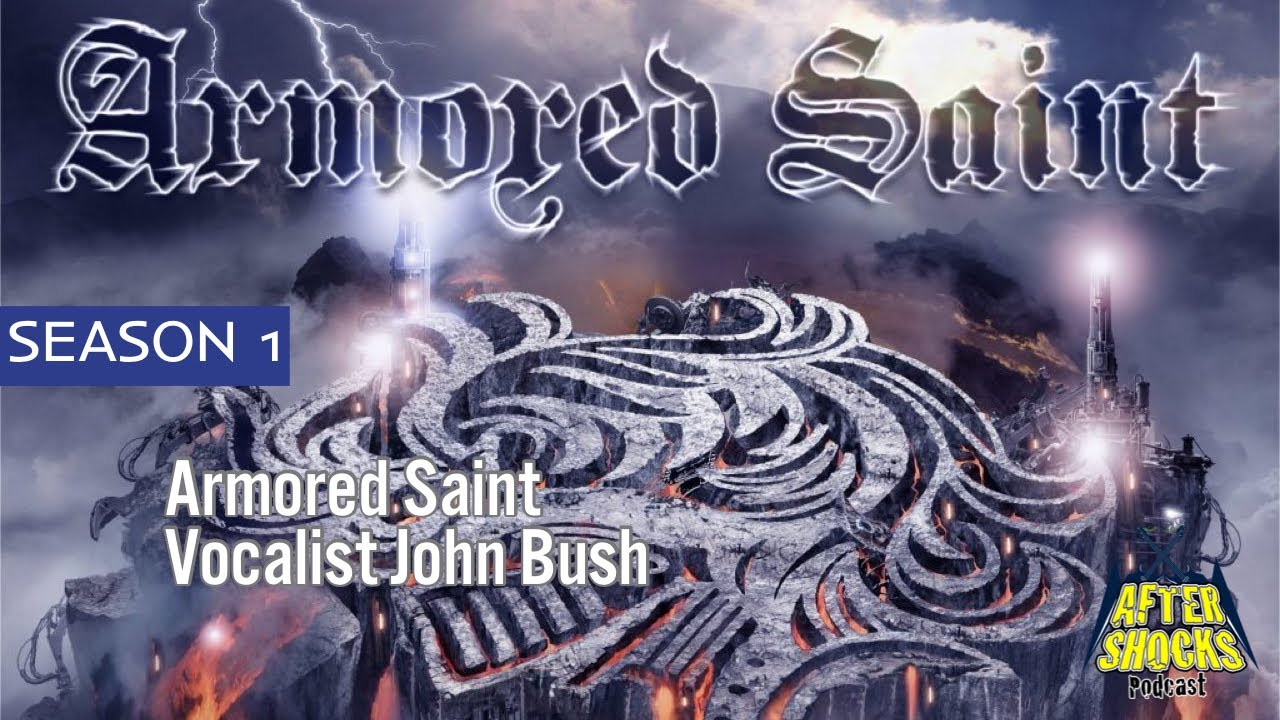 Armored Saint - End Of The Attention Span  The John Bush Interview with Aftershocks