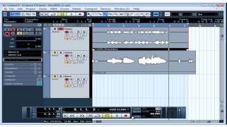 Cubase 5 Tutorial - Lesson 19: Basic Editing Part I