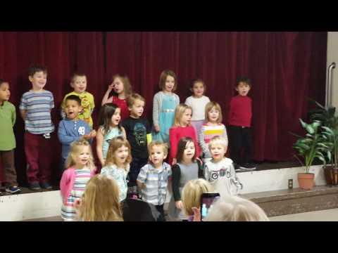 Mandala montessori holiday show part 1