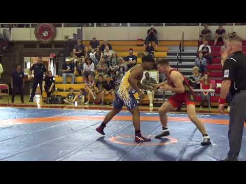 77 kg, Peyton Walsh, Marines vs. Austin Craig, Navy