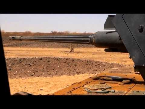 Tribute to French Troops in Mali