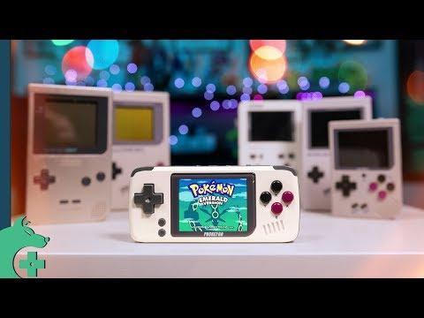 THE NEW, CHEAPER Game Boy Advance Micro