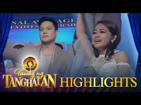 Tawag ng Tanghalan: Janine and Reggie make it to the Grand Finals!
