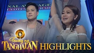 Tawag ng Tanghalan: Janine and Reggie make it to the Grand Finals!