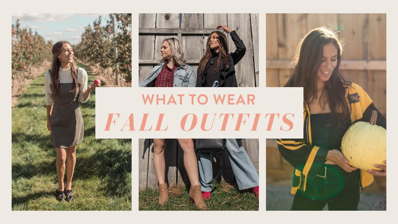 Fall Outfit Combinations 2018 // Istiana 2