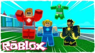 🤘 MAKING A HEROINE - MISSION 3 - HEROES OF ROBLOXIA ROBLOX