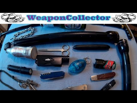 Legal Carry Self Defence Items (U.K Weapons and Defence)