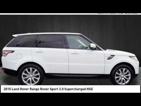 2015 Land Rover Range Rover Sport EDISON NJ R0452