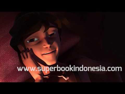 Superbook Indonesia - Kisah Abraham Dan Ishak (part4)
