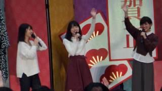 AKB48 46th ハイテンション 2017年1月8日 幕張メッセ 気まぐれオンステ...