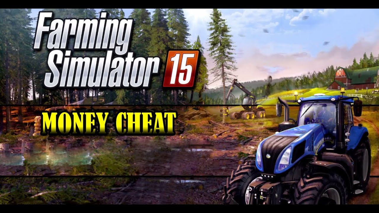 Farming Simulator 2015 Money Cheat - How to get unlimited money